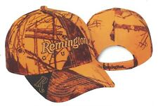 REMINGTON Country Mossy Oak BLAZE CAMO Camouflage Hunting Hat
