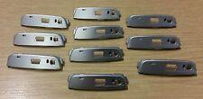 10 X NUOVO ORIGINALE ORIGINALE N95 INFERIORE ALLOGGIO CLIP USB PORT COVER