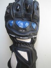 LEATHER MOTORCYCLE MOTORBIKE  RACING GLOVE (Good Price1