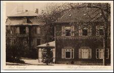BAD NENNDORF ~1920 Partie Landgrafen-Haus V: Reimers