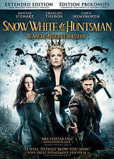 Snow White and the Huntsman (DVD, 2012, Canadian)