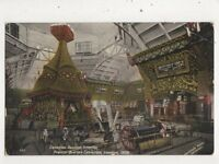 Franco British Exhibition London 1908 Canadian Pavilion Interior Postcard 957a