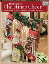 Handmade Christmas Cheer, Pat Wys for Martingale, That Patchwork Place