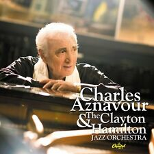 CHARLES AZNAVOUR & THE CLAYTON HAMILTON JAZZ ORCHESTRA - CD 14 TITRES - NEUF NEW
