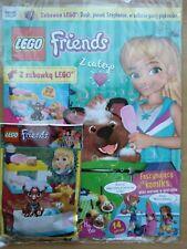 LEGO Friends Magazine 9/2019 + Limited Edition Mini Figure Dash Stephanie's Dog