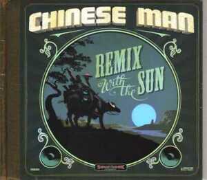 Chinese Man - Remix With The Sun - CDA - 2012 - Hip Hop Reggae Dub NEW SEALED