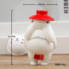 Studio Ghibli Hayao miyazaki Spirited Away Radish Figure Micro landscape Gift