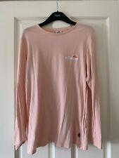 Ellessee T Shirt Pink Size L