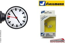 VIESSMANN 1383 - H0 1:87 - Horloge pour station chemin de fer avec illumin