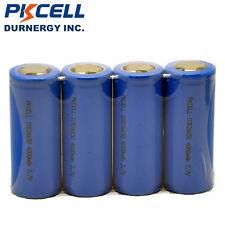 4 Lithium Akkus ICR26650 3.7V 4000mAh C Size wiederaufladbare Batterien für LED