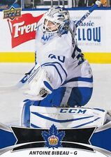 ANTOINE BIBEAU 2016-17 16-17 UPPER DECK AHL BASE #94 TORONTO MARLIES