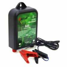 Xstop BA80 12V Battery Powered Electric Fence Energiser