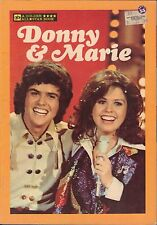 """Donny & Marie Golden Press 1977 """"Some Vacation"""" VG 092116DBE"""
