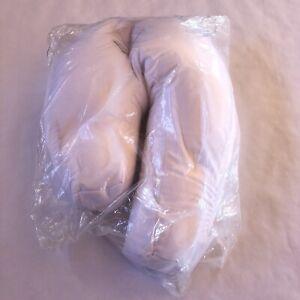Side Sleeper Pro Air Pillow Comfort Air Well Long Tail Memory Foam NEW