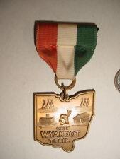 Trail Medal - Wyandot Trail