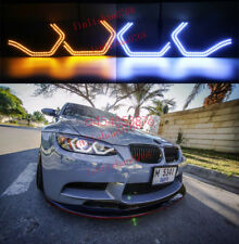 ICONIC LED KIT BMW HEADLIGHTS CONCEPT M4 STYLE DTM FOR M3 M5 F30 E90 E92 RINGS