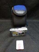 Sony Cyber-shot DSC-W90 8.1MP Digital Camera - Silver #2