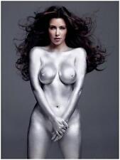 Kim Kardashian Hot Glossy Photo No317