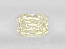 """IGI Certified SOUTH AFRICA Diamond 0.59 Cts Natural Untreated """"K"""" Octagonal"""