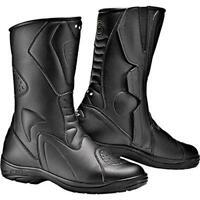 Sidi Tour Rain Waterproof Street Motorcycle Boots Black Size 11 US / 45 EU