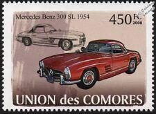 1954 MERCEDES-BENZ 300 SL (W198) Gull-Wing Sports Car Stamp