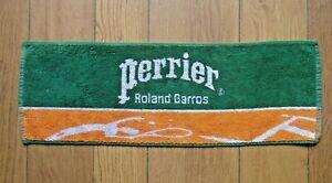 Serviette éponge Perrier Roland Garros