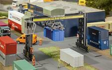 Faller H0 Bausatz 131306  Containerbrückenkran