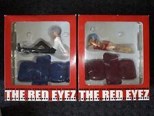 """RARE"" Sega Evangelion THE RED EYEZ EX Figure Series SEGA ""Brand New"""