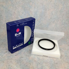 B+W 58mm UV E58 010M MRC UV-Haze Clear 70222 Filter