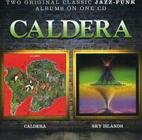 Caldera - Caldera / Sky Islands [CD]