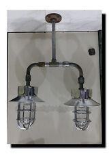 Nautical Light Marine Ship Light Aluminium Bulkhead Passage Ceiling Light 1 Pc.