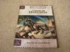 WOTC D&D Forgotten Realms Lords of Darkness Campaign Accessory softcover book