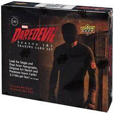 Upper Deck Marvel Daredevil 2018 Hobby Box