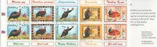 b1106 Singapore Pb 10 x 732 postfris Vogels