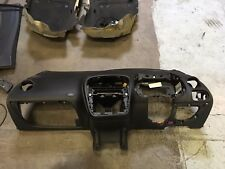 2007 SEAT ALTEA DASHBOARD WITH AIRBAG