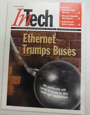 InTech Magazine Ethernet Trumps Buses July 2000 FAL 060915R