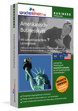 Business-Amerikanisch lernen. Verhandlungssicher sprechen! Sprachkurs-DVD