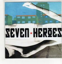 (GH449) Seven Heroes, Seven Heroes - 2008 DJ CD