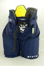 CCM  SuperTacks AS1 Ice Hockey Pants Navy Size Extra Large (0529)