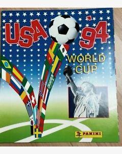 Panini WM WC 94 1994 USA Leeralbum empty Album
