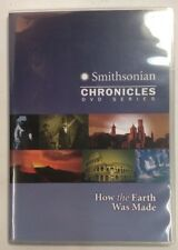 Smithsonian Chronicles DVD Series How The Earth Was Made (2009, DVD)