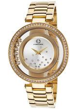 Cabochon Joya Gold Crystal Ladies Watch CABOCHON-80418-YG-02S