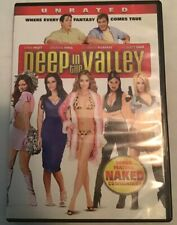 Deep in the Valley DVD Denise Richards Chris Pratt Brendan Hines Scott Caan