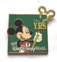 Disney Pin Badge Youth Education Series 2005 (Mickey)