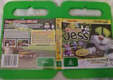 GUESS WITH JESS -  Postman Pat  - VOLUME 3 CHILDRENS DVD Why do Bees Make Honey?