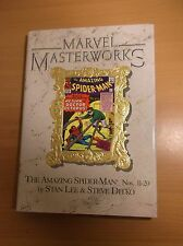 MARVEL MASTERWORKS VOL. 5, AMAZING SPIDER-MAN #12 - 20, 1ST PRINT, 1988, NM!!!