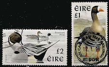BIRDS-BIRDS Ireland N° 1040/1111 greeland white fronted/putail 1m257t3