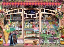 Ravensburger - 1500 PIECE JIGSAW PUZZLE - Ice Cream Shop