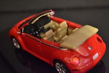 VW New Beetle Cabrio 2003 AutoArt diecast vehicle in scale 1/43