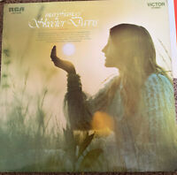 "SKEETER DAVIS ~ ""MARY FRANCES"" 1968 RCA LP SF 8068 – VG"